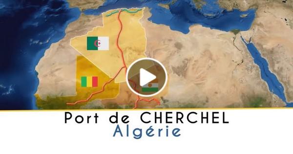 Port d'El Hamdania - Cherchel, Algérie