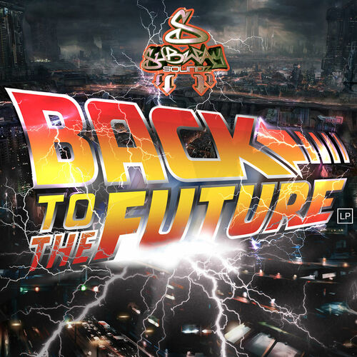 VA - Back To The Future LP