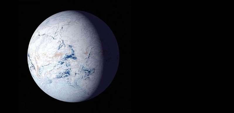 研究表明:冰冻的类地行星,也可以支持生命存在-第1张图片-IT新视野