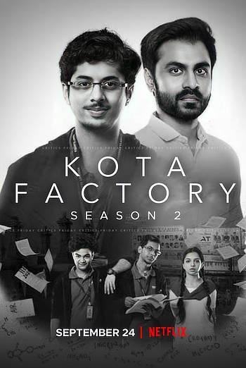 Kota Factory Season 2 Complete [Hindi-DD5.1] 720p WEBRip ESubs Download