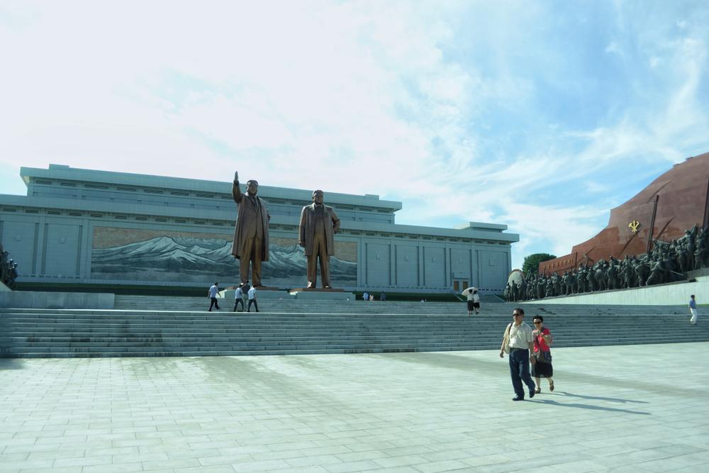 Mansudae-Grand-Monumen