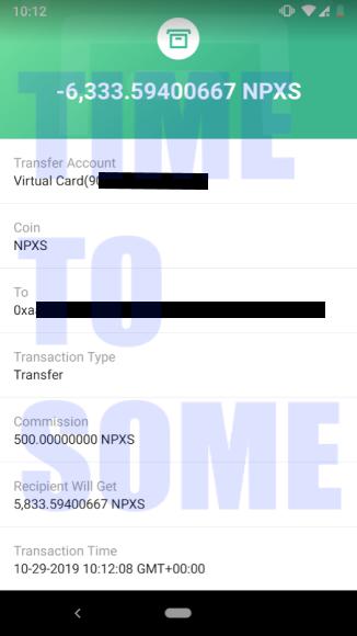Oportunidade [Provado] Pundi Xwallet  - Android/iOS - Ganha um bonus em criptomoedas - Android - (Actualizado em Novembro de 2019) - Página 2 Lastnapx2222