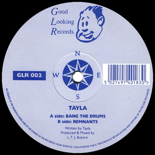 Tayla - Bang The Drums / Remnants