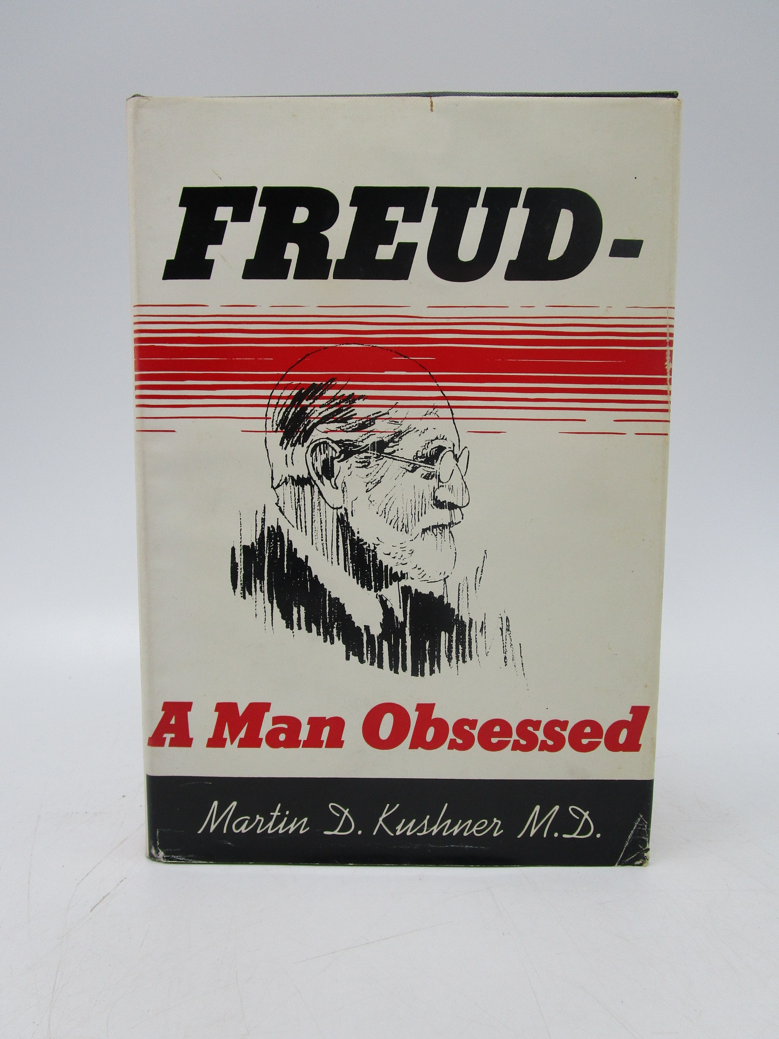Image for Freud: A Man Obsessed (Signed First Edition)