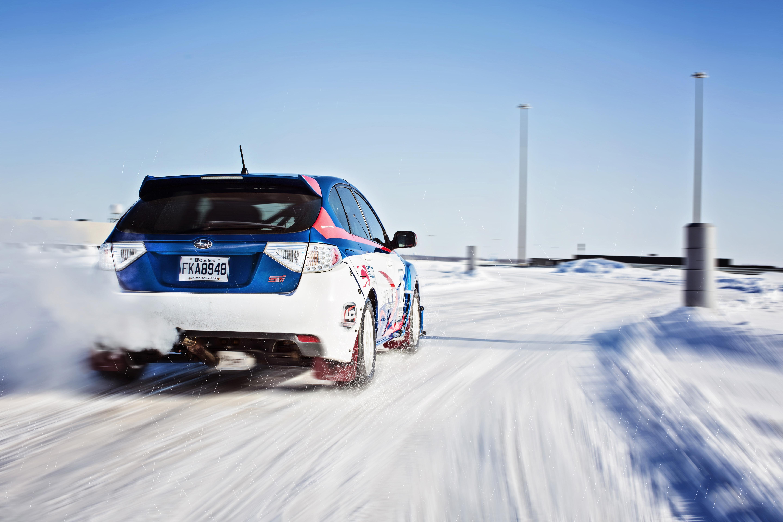 Subaru WRX STi Rallye ICAR