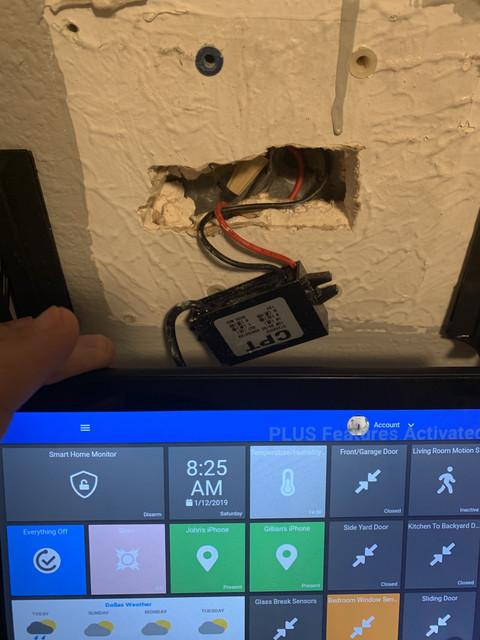Konnected Alarm System Retrofit? | TexAgs
