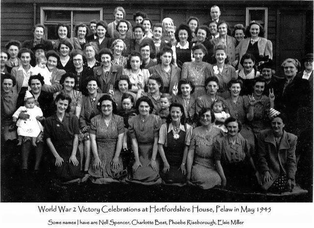 hertfordshire-house-WW2-VE-day