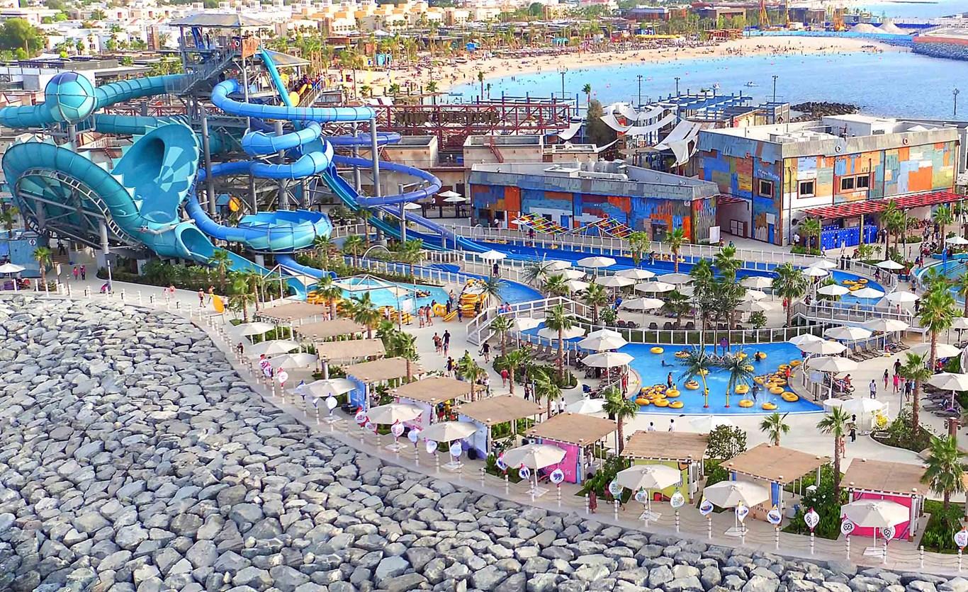 Laguna Water Park Dubai