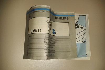 (VENDO) Walkman (Anni Ottanta) Philips D6511 PHIL04