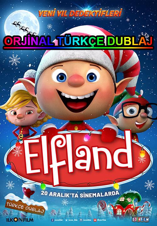 Elfland: Yeni Yıl Dedektifleri | 2019 | WEB-DL | XviD | Türkçe Dublaj | m720p - m1080p | WEB-DL | Dual | TR-EN | Tek Link