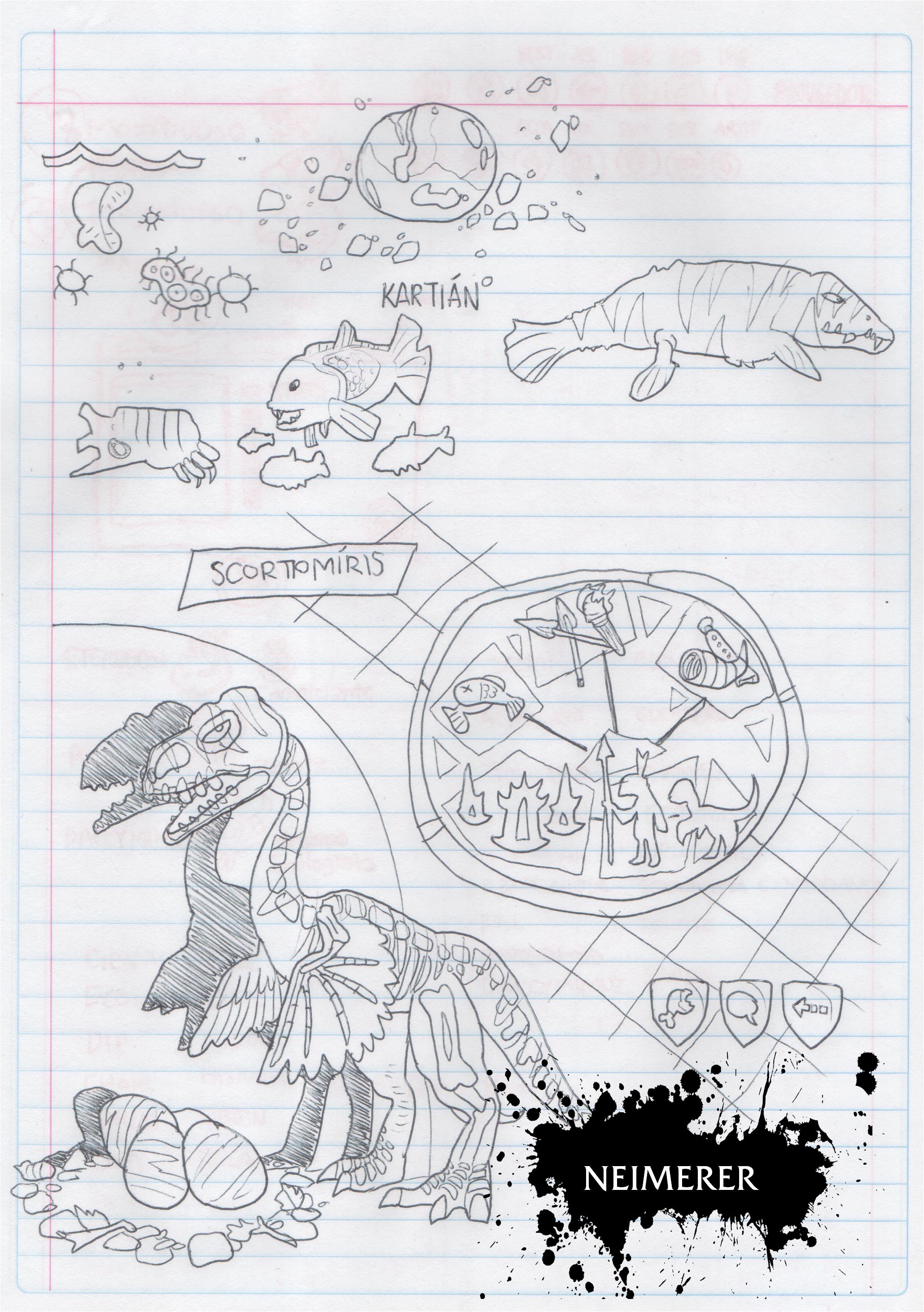 (31) Dibujos de SPORE 002