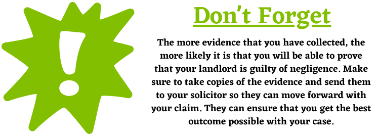 Providing Evidence for claims