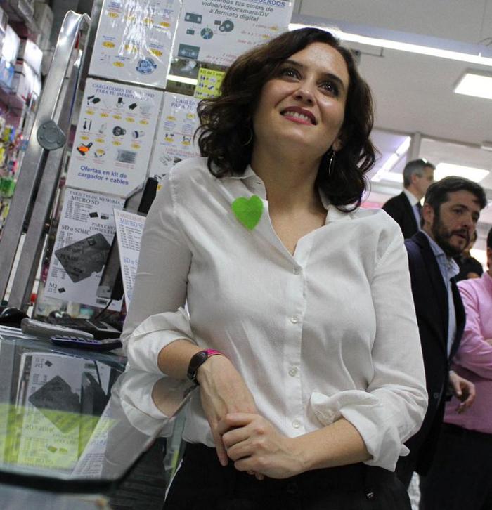 Isabel Díaz Ayuso Xjsd93fe394abcd1a1