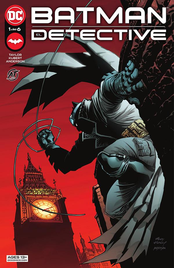 Batman: El Detective (2021)