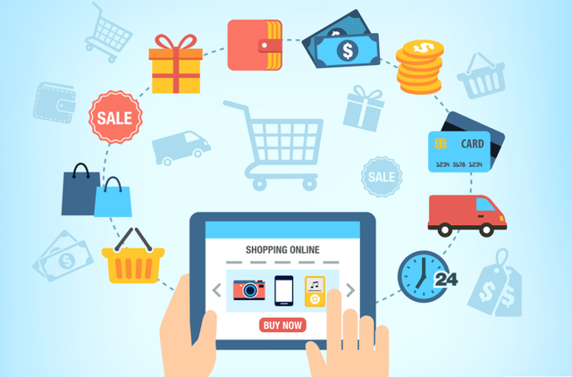 Om And Ah – The Advantages and Disadvantages of Shopping Online