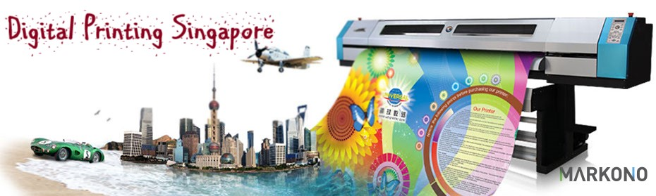 Digital Printing Singapore