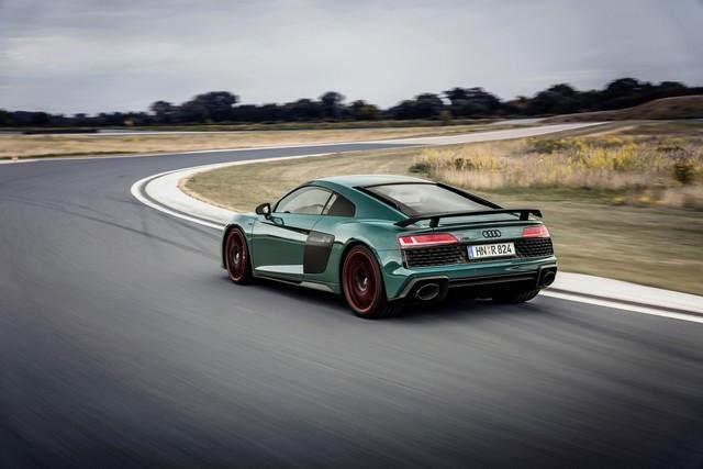 Audi R8 green hell : un hommage au palmarès de l'Audi R8 LMS A205740-medium