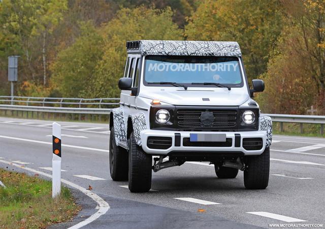 2017 - [Mercedes-Benz] Classe G II - Page 10 B4-C2-FD05-EB67-4-A23-9437-2-D81-A4-C049-D9