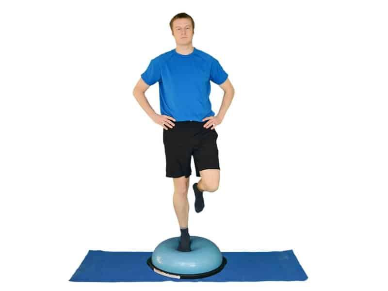 Single leg Workout
