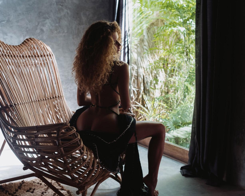 Юлия Ярошенко в сексуальном нижнем белье / фото 11
