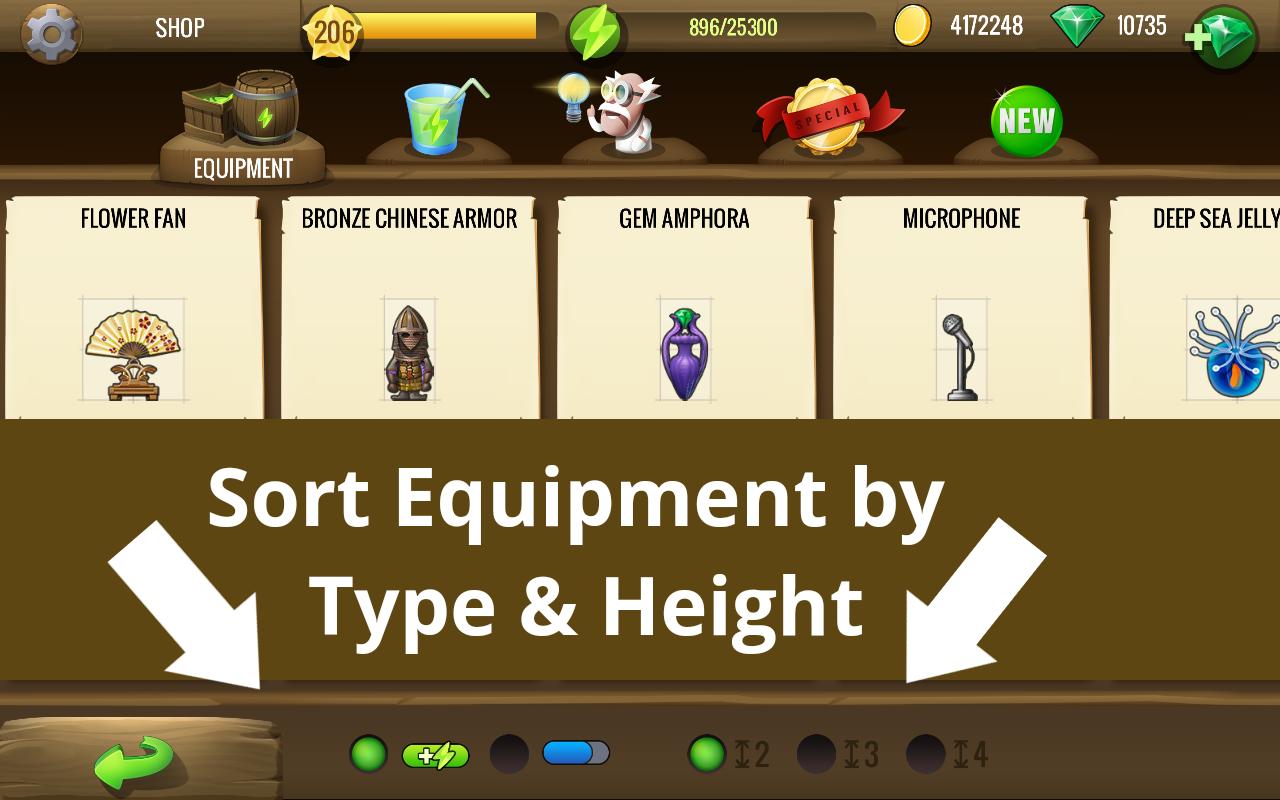 sort Shop