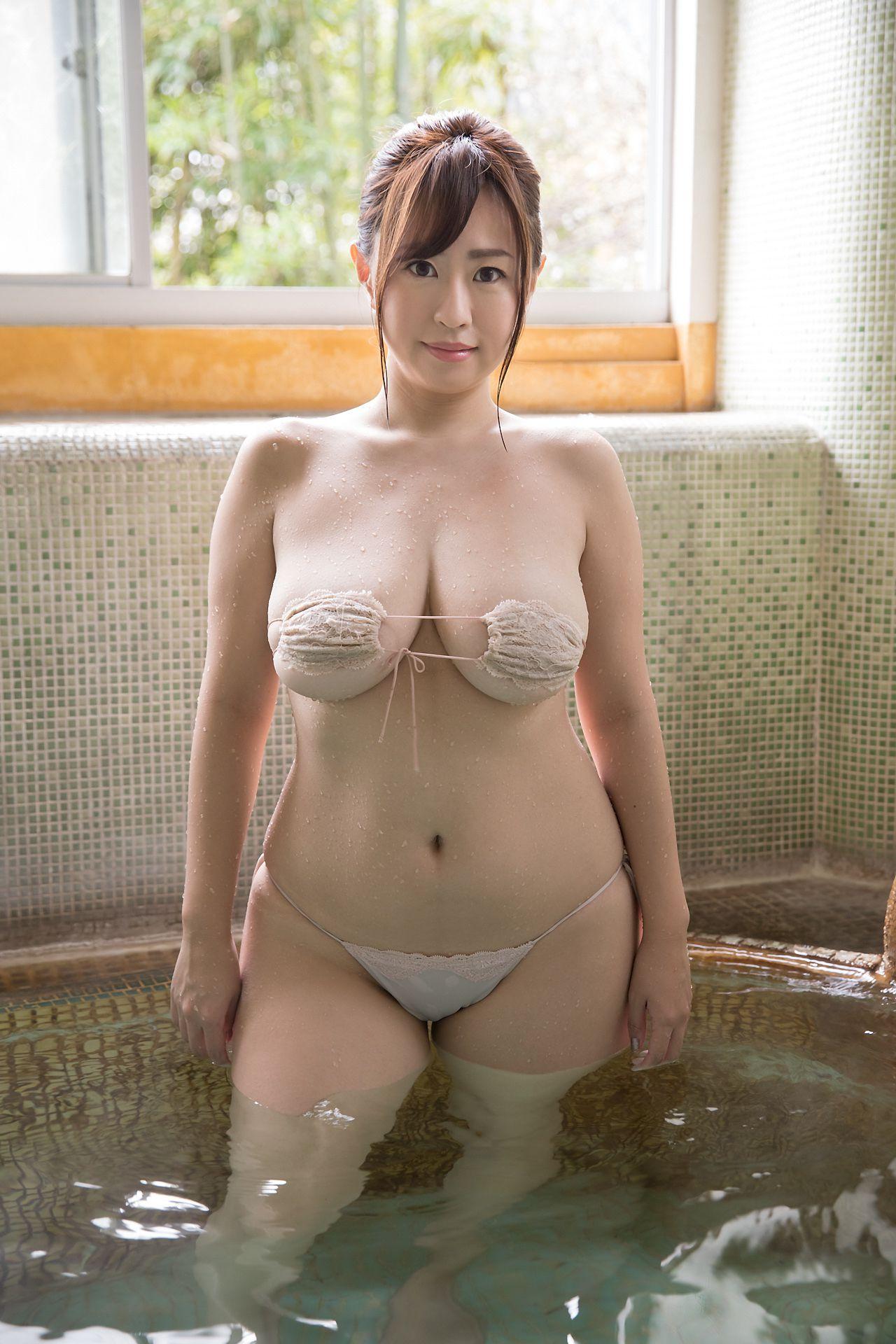 [Minisuka.tv] 水樹たま - 巨乳沐浴系列 Limited Gallery 3.4