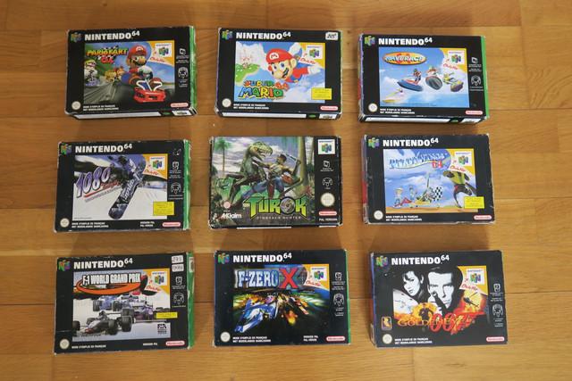 [VDS] Lots 9 Jeux N64, 20 jeux NES, 6 Jeux SWITCH, et 21 Jeux Super Nintendo IMG-0091