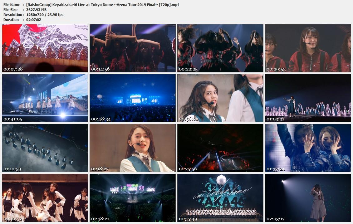 Naisho-Group-Keyakizaka46-Live-at-Tokyo-Dome-Arena-Tour-2019-Final-720p-mp4