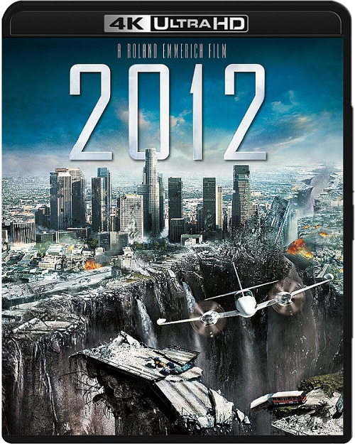 2012 (2009) MULTi.2160p.UHD.WEBRip.HDR.x265.DTS-HD.MA5.1-DENDA / LEKTOR i NAPISY PL