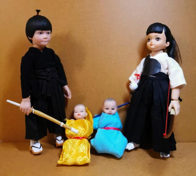 japanese - NEW PRODUCT: Lakor Baby 1/6 Scale Kyudo girl Rptoz