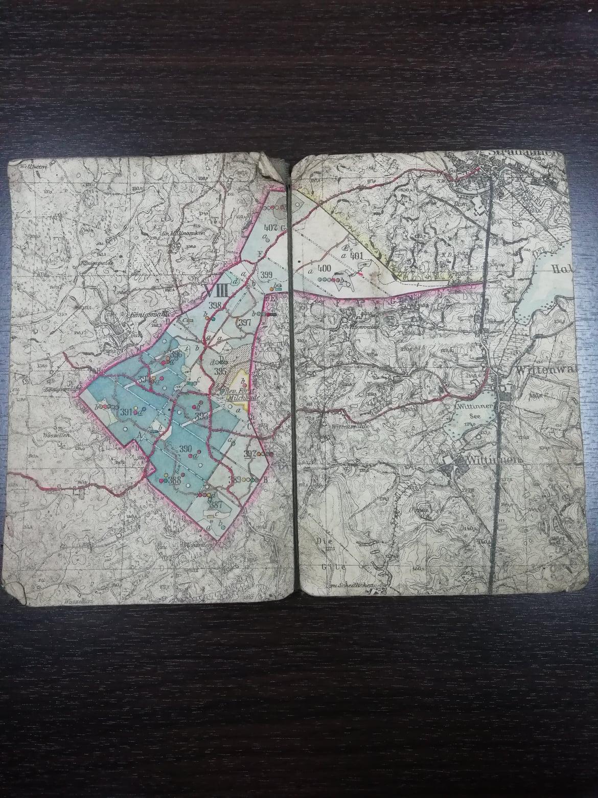 WW2 maps
