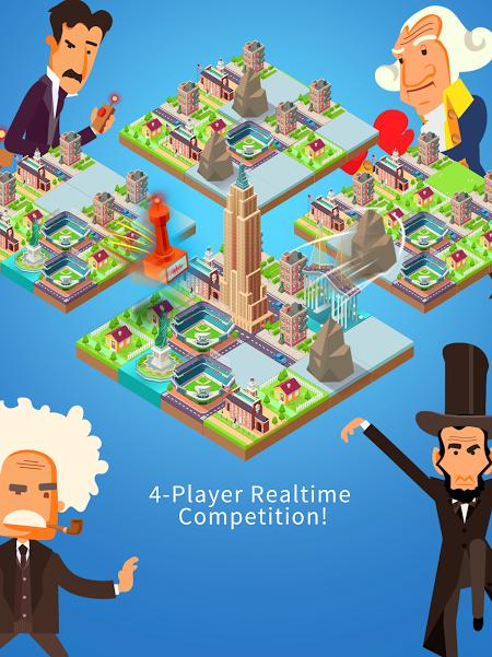 World Creator! – 2048 Puzzle & Battle (MOD, Unlimited Money)