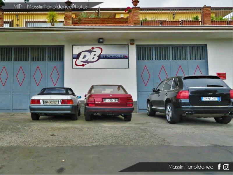 avvistamenti auto storiche - Pagina 21 Mercedes-R129-300-SL-24-3-0-231cv-91-MO903267-118-800-23-5-2019-e-Lancia-Thema-8-32-2-9-215cv-88-MI3-G4498