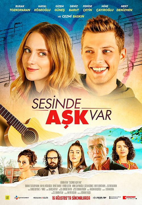 Sesinde Aşk Var | 2019 | Yerli Film | NF | WEB-DL | XviD | Sansürsüz | 1080p - m720p - m1080p | WEB-DL | Tek Link
