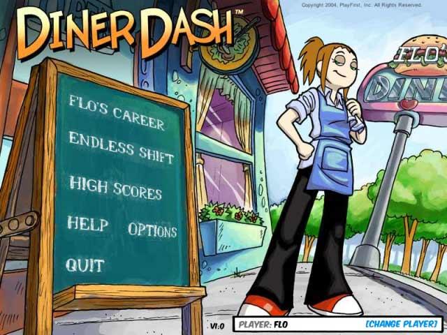 Diner Dash Classic [FINAL]