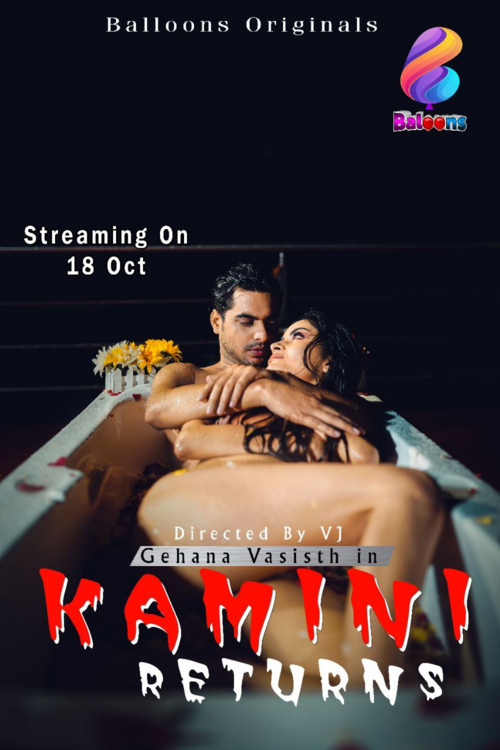 Kamini Returns 2020 S01E01 Hindi Balloons Original Web Series 720p HDRip 180MB Download