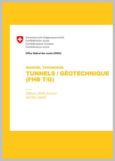 Manuel technique Tunnel/Géotechnique