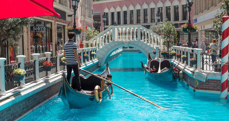 Venizia mall