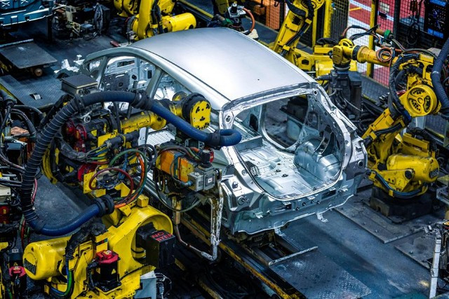Nissan LEAF : Production Du 500 000E Exemplaire Preview-928x522