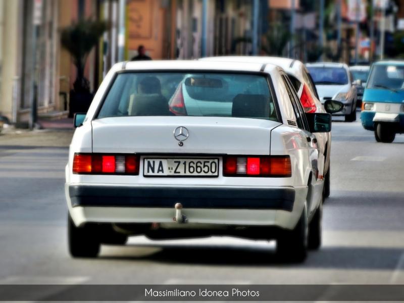avvistamenti auto storiche - Pagina 2 Mercedes-W201-190-1-8-109cv-91-NAZ16650-85-831-7-8-2018