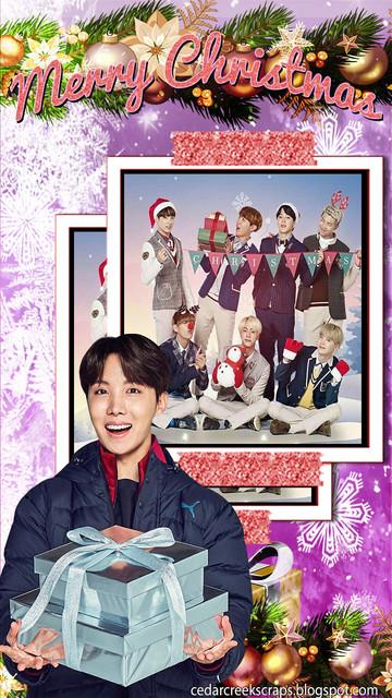 ccs-Jhope-Christmas-Wallpaper