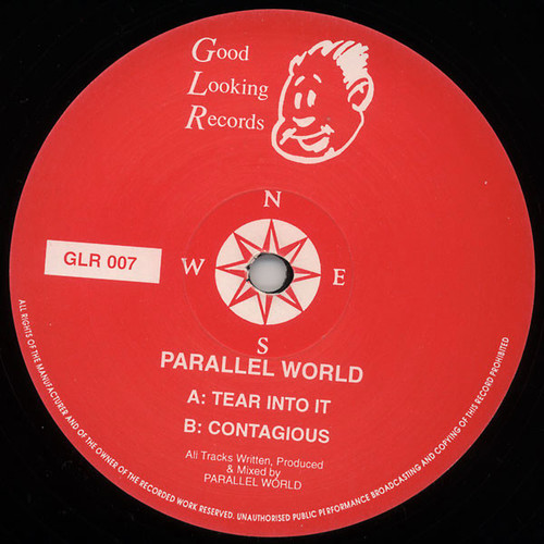 Parallel World - Tear Into It / Contagious 1994