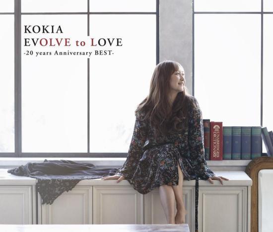 [Album] KOKIA – EVOLVE to LOVE -20 years Anniversary BEST-
