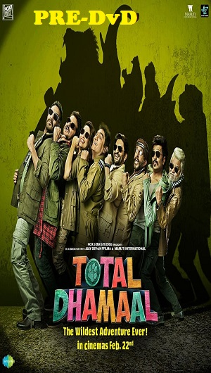 Total Dhamaal(2019) Full Movie Pre-Dvd x264 720pHQ | 720p | 480p | G-Drive | 1.4Gb | 700Mb | 400Mb | Download Full Movie | Watch Online