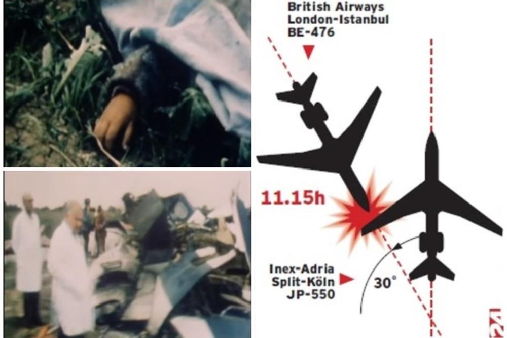 Danas se navršavaju 44 godine od sudara dva aviona na nebu Jugoslavije!