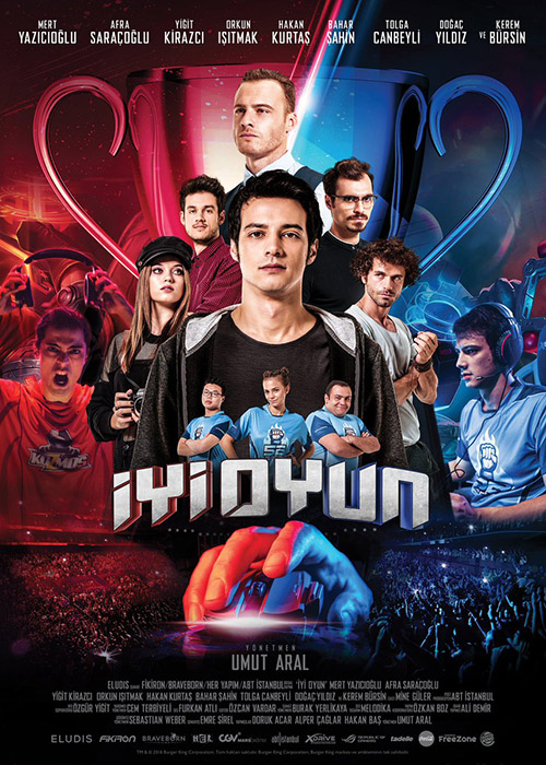 İyi Oyun | 2018 | Yerli Film | WEB-DL | XviD | Sansürsüz | 1080p - m720p - m1080p | WEB-DL | Tek Link