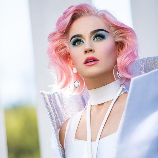 Katy Perry Rony Alwin 2017