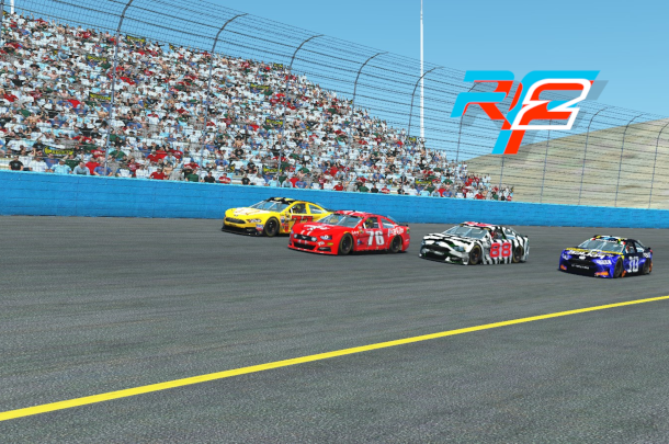 VRC NASCAR 2021 - Round 16 - Phoenix