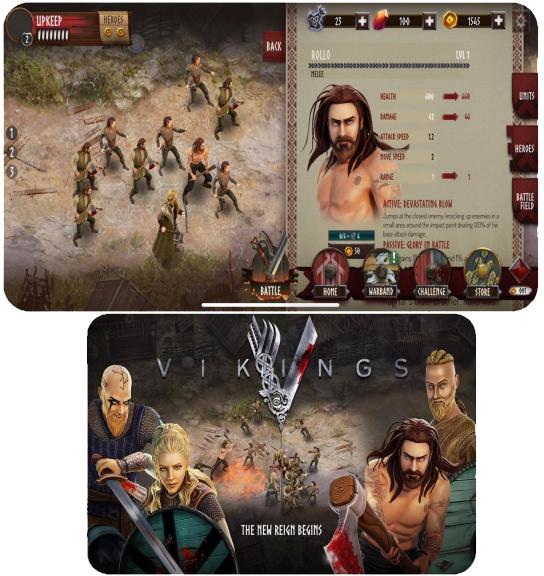 5th Planet Games - Vikings