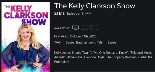 kellyclarksonshow101420-guide